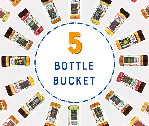 5 Bottle Bucket