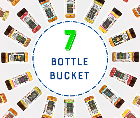 7 Bottle Bucket