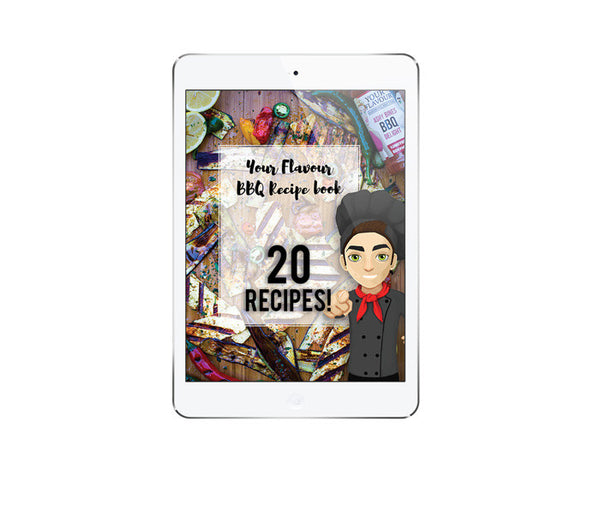 BBQ Ebook 20 Recipes