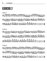 Bass Players Ultimate Chop Builder: Minor Modes - eBook With HD Video Package