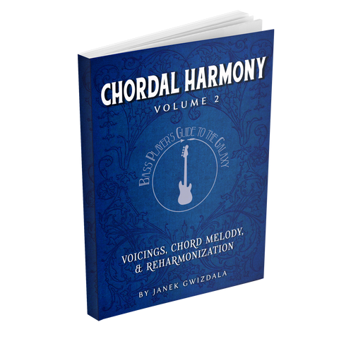 Chordal Harmony Volume 2 - eBook and Video Package