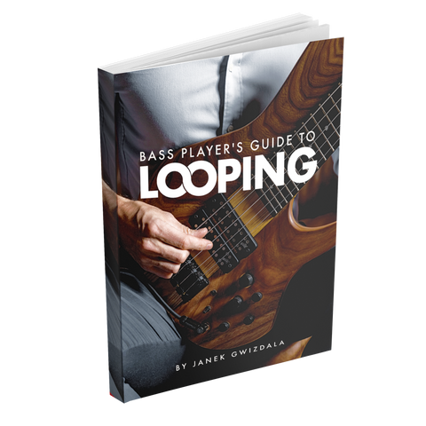 Bass Player's Guide To Looping - eBook & Video Package