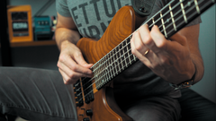 Bass Player's Guide To Pentatonics eBook w/Video Masterclass & Play Along Package