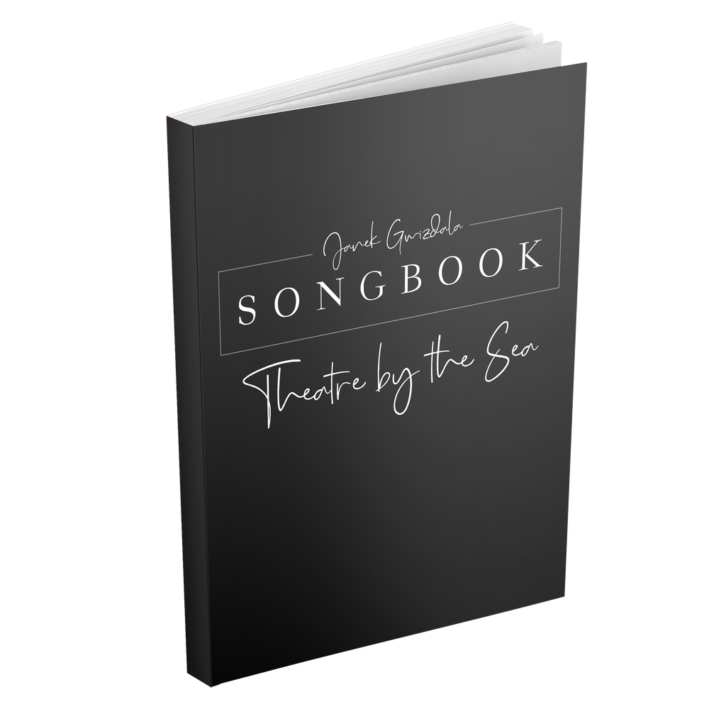 Theatre By The Sea Songbook & Play Along - Digital Download