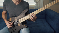 Jazz Vocabulary for Electric Bass: ii-V-I Video Only