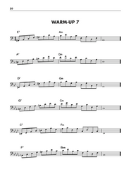 The Bass Player's Warm-Up