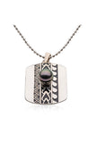 Koa Men's Necklace | Tahitian Pearl Necklace | Shahana Jewels