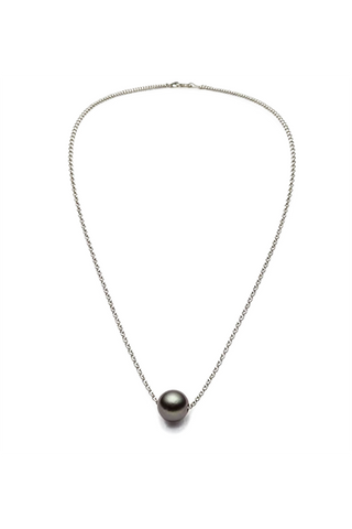 Vanessa Necklace | Tahitian Pearl Necklace | Shahana Jewels