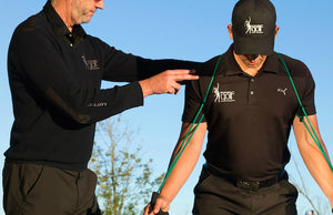 Using Gravity to Train Your Posture and Golf Swing