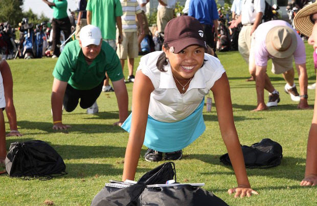 A Guide to Golf Fitness for Teens