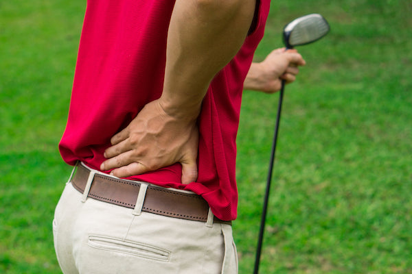 6 Reasons Why Golfers Struggle With Back Pain - Part 1