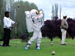 NASA and Your Golfing Longevity