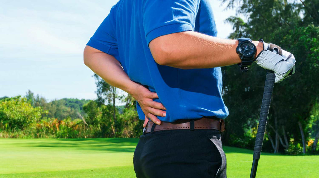 6 Reasons Why Golfers Struggle with Back Pain - Part 2