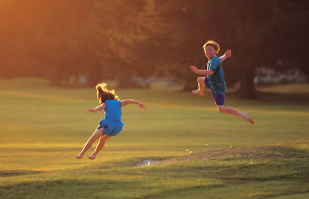 A Guide to Golf Fitness for Kids