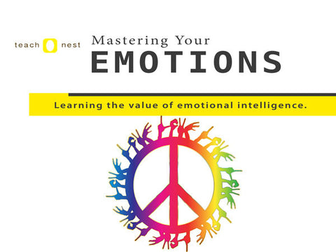 Helping Your Child Master Their Emotions - Teachnest