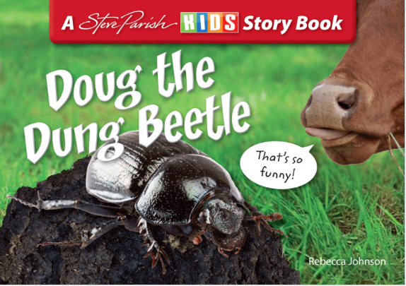 STEVE PARISH - INSECT STORYBOOKS - DOUG THE DUNG BEETLE - Teachnest
