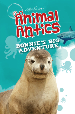 STEVE PARISH - ANIMAL ANTICS - BONNIE'S BIG ADVENTURE - Teachnest