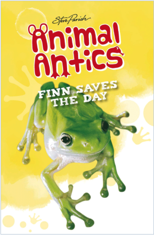 STEVE PARISH - ANIMAL ANTICS - FINN SAVES THE DAY - Teachnest