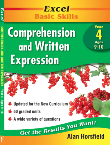 EXCEL BASIC SKILLS - COMPREHENSION AND WRITTEN EXPRESSION YEAR 4 - Teachnest
