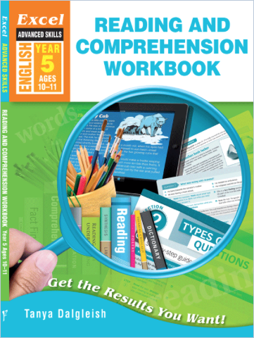 EXCEL ADVANCED SKILLS - READING AND COMPREHENSION WORKBOOK YEAR 5 - Teachnest