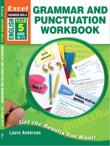 EXCEL ADVANCED SKILLS - GRAMMAR AND PUNCTUATION WORKBOOK YEAR 5 - Teachnest