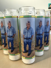 St. Leno candle