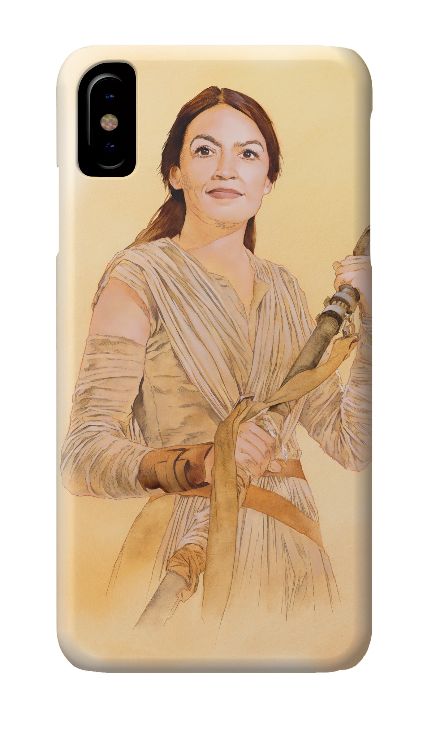 """New Hope"" iPhone case"