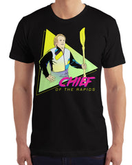 """Chief of the Rapids"" T-shirt"