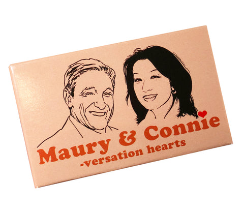 Maury & Connie-versation hearts (four boxes)