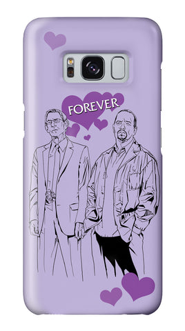 """Forever"" Galaxy case"
