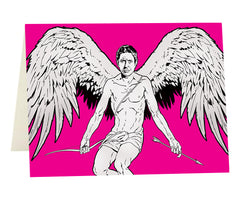 """Eros"" greeting cards"