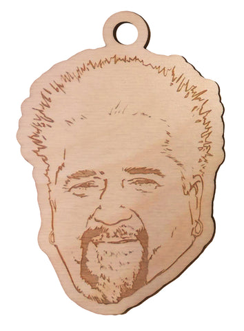 Guy Ornament