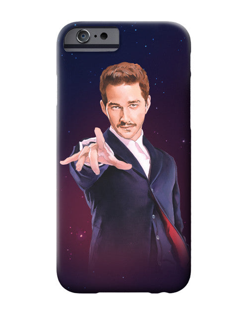 """The Twelfth Shia LaBeouf"" iPhone case"
