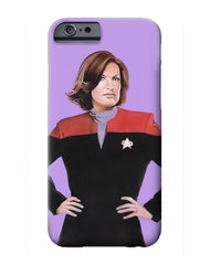 """Space Detective"" iPhone case"