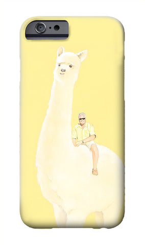 """The Stallion"" iPhone case"