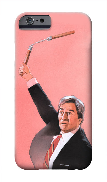 """Jack Attack"" iPhone case"