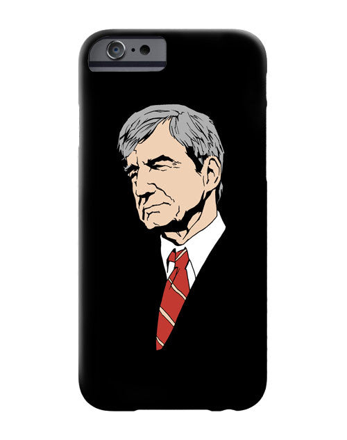 """Jack McCoy"" iPhone case"