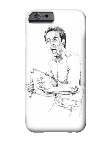 """Sein-chucks"" iPhone case"