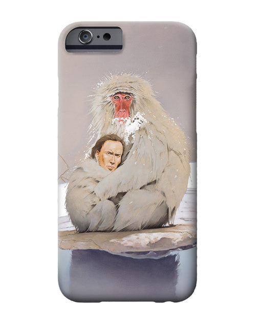 """Uncanny Valley"" iPhone case"
