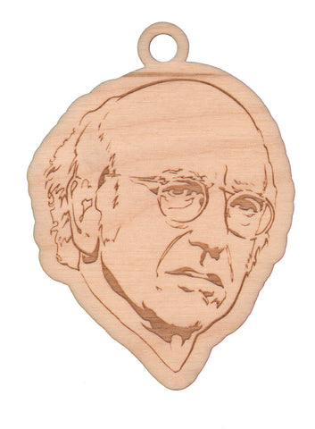 Larry ornament
