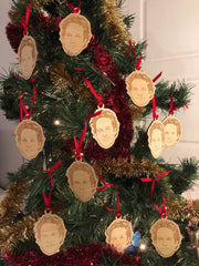 Paul Rudd Ornament