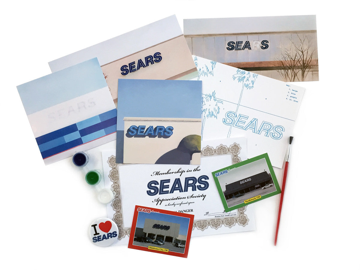 Sears Fan Club Kit