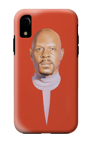 """Captain Red"" iPhone case"