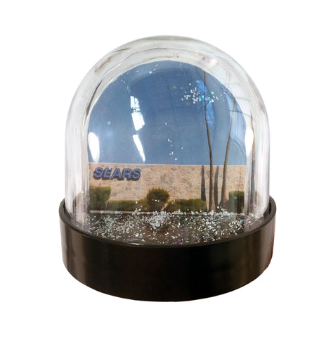 Sears snowglobe