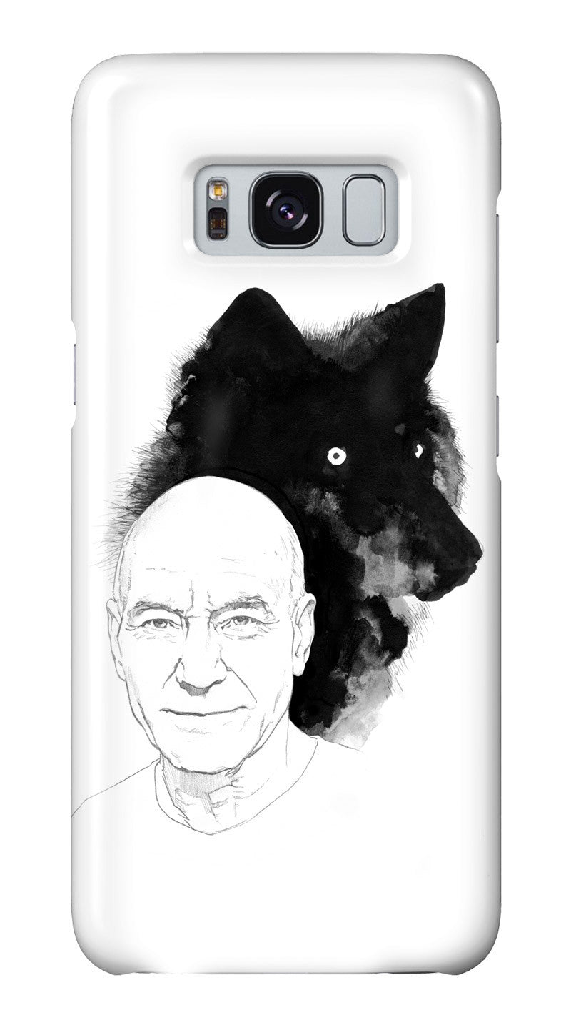 """Spirit Animal (Patrick)"" Galaxy case"
