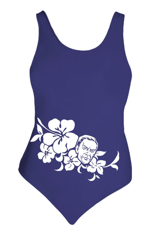"""Hawaiian Lennie"" one-piece swimsuit"