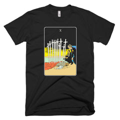 Ten of Swords T-shirt