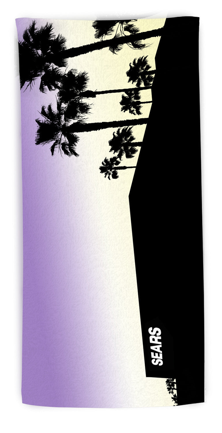 Sears beach towel