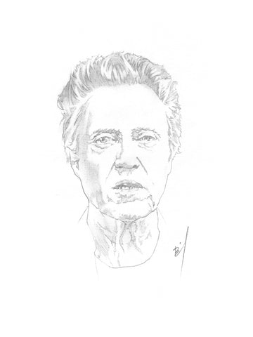 Study of Walken