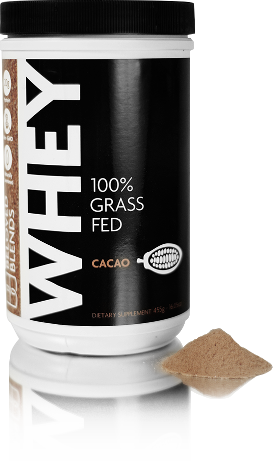 100% Grass-Fed Whey